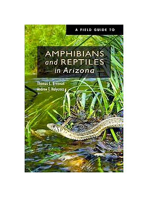 9780917563539: A Field Guide to Amphibians and Reptiles in Arizona