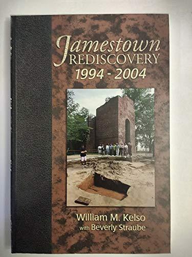 9780917565137: Jamestown Rediscovery 1994-2004