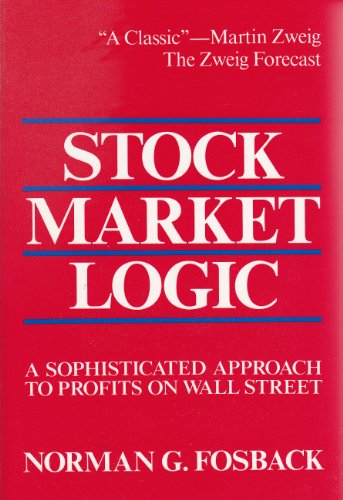 9780917604492: Stock Market Logic