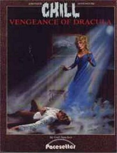 9780917609107: Vengeance of Dracula (Chill)