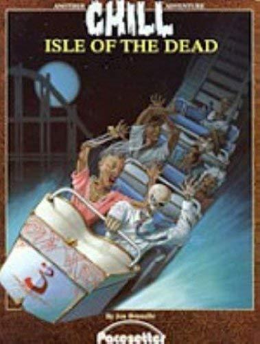 9780917609152: Isle Of The Dead (CHILL)
