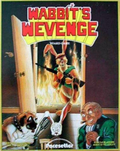 9780917609381: Wabbit's Wevenge: Adventure Board Game
