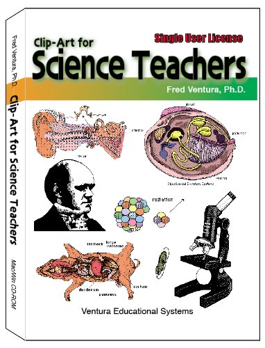 9780917623301: Clip-art for Science Teachers (Technology Tools for Creative Teachers)