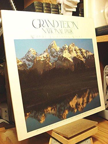 9780917627040: Grand Teton National Park : Where Lightning Walks