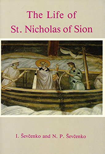 9780917653032: The Life of Saint Nicholas of Sion