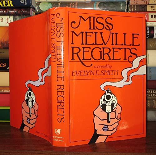 9780917657450: Miss Melville Regrets