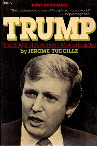 9780917657696: Title: Trump The Saga of Americas Masterbuilder