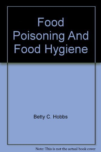 9780917678066: Food poisoning and food hygiene