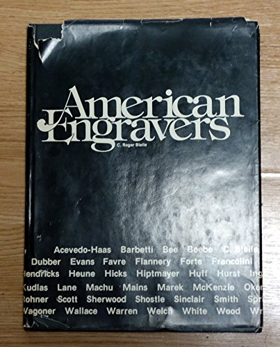 9780917714290: American Engravers
