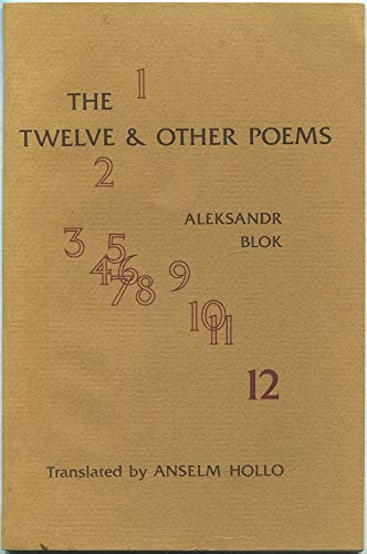 9780917788048: Twelve and Other Poems