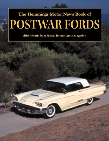 9780917808555: The Hemmings Motor News Book of Postwar Fords (Hemmings Motor News Collector-Car Books)