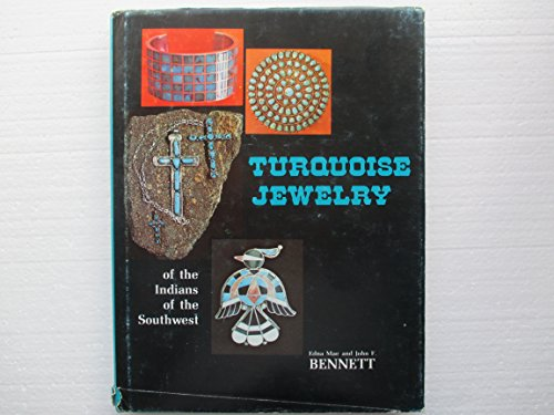 9780917834011: Turquoise Jewelry of the Indians of the Southwest