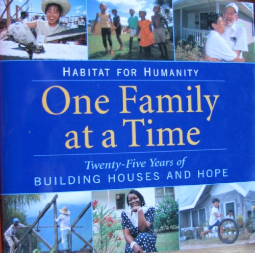 9780917841996: Habitat for Humanity One Family at a Time