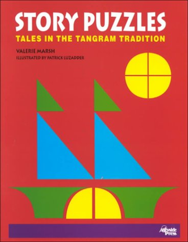 9780917846595: Story Puzzles: Tales in the Tangram Tradition