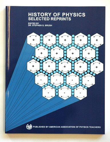 9780917853296: History of Physics: Selected Reprints (Reprint Bks)