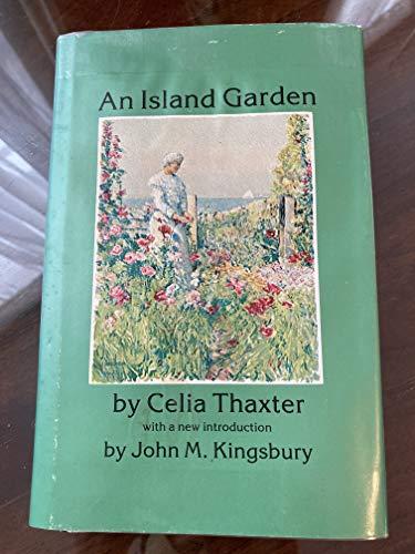 An island garden: Celia Thaxter