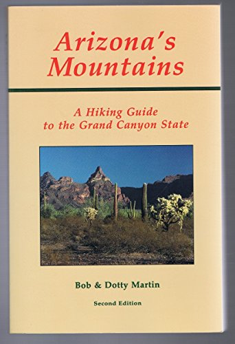 9780917895371: Arizona's Mountains: A Hiking and Climbing Guide