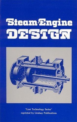 9780917914102: Steam Engine Design