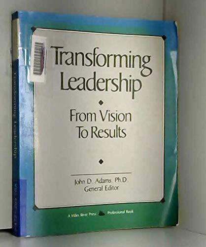 Transforming Leadership 1986 Paperback