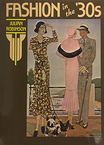 9780917923104: FASHION IN THE '30S [Hardcover] by