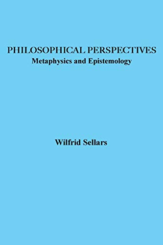 9780917930058: Philosophical Perspectives: Metaphysics and Epistemology