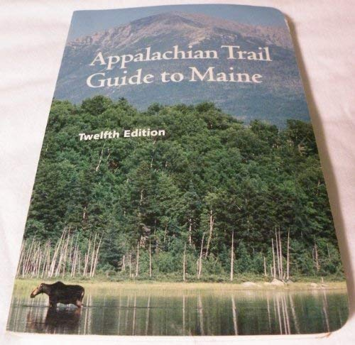 9780917953613: Appalachian Trail Guide to Maine