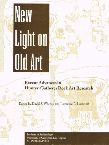 New Light on Old Art: Recent Advances in Hunter-Gatherer Rock Art Research (Monograph 36)