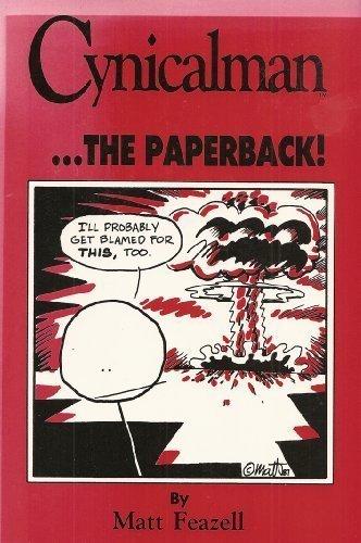 9780917976759: Cynicalman: The Paperback (Showcase comic series)