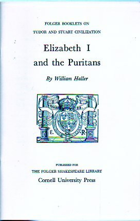 9780918016249: Elizabeth I and the Puritans