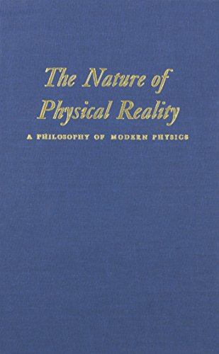 9780918024022: The Nature of Physical Reality