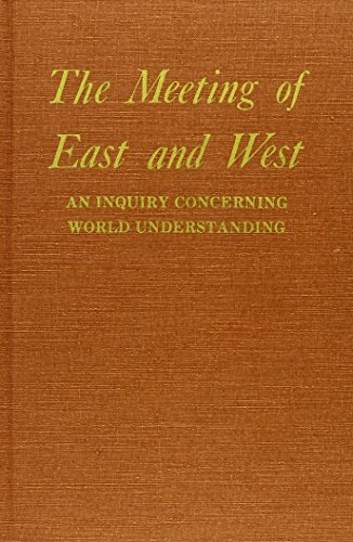 9780918024107: Meeting of East and West