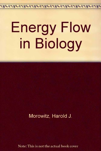 9780918024121: Energy Flow in Biology