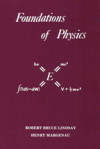 9780918024176: Foundations of Physics