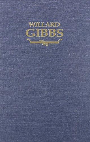 9780918024572: Willard Gibbs
