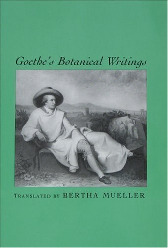 9780918024688: Goethe's Botanical Writings