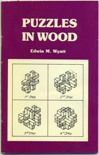 9780918036094: Puzzles in Wood