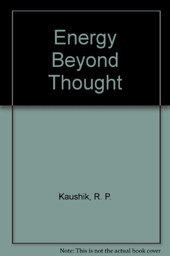 9780918038036: Energy Beyond Thought