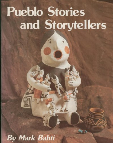 Pueblo Stories and Storytellers: Bahti, Mark, Photography