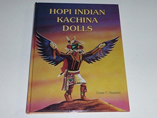 9780918080646: Hopi Indian Kachina Dolls