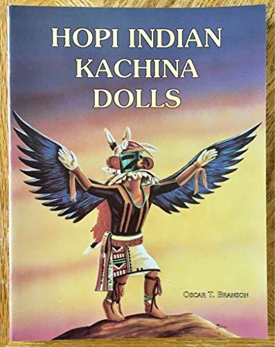 9780918080653: Hopi Indian Kachina Dolls