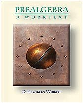 9780918091550: Prealgebra: A Worktext- W/2 CDS