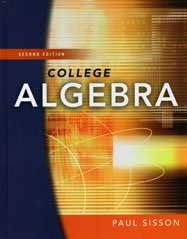 9780918091598: College Algebra (Hawkes Learning Systems) Courseware