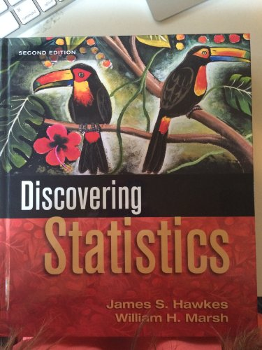 Discovering Statistics: James J. Hawkes,
