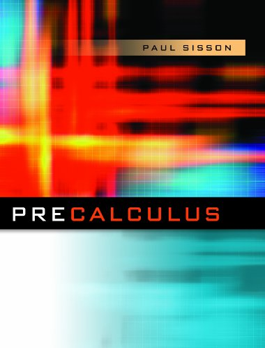 Precalulus: Paul Sisson