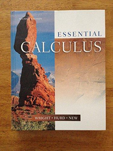 9780918091956: Essential Calculus Text