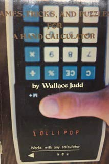 9780918138019: Games Tricks&Puzzles for Hand Calculator