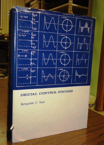 Digital control systems: Kuo, Benjamin C