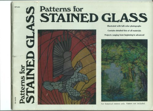 9780918170248: Patterns for Stained Glass