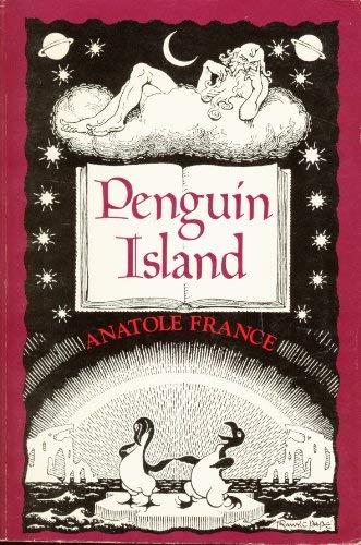 PENGUIN ISLAND: France, Anatole .