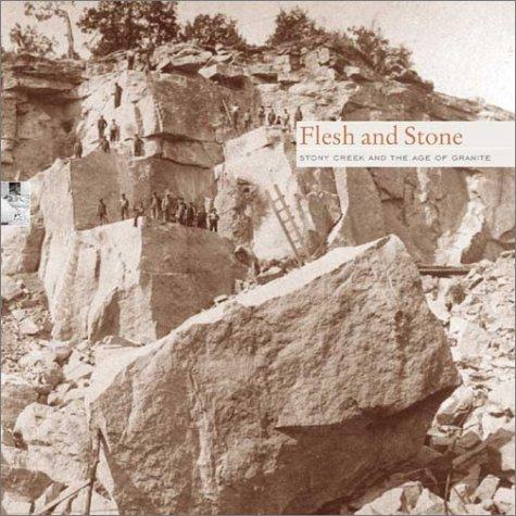 Flesh and Stone Stony Creek and the Age of Granite: Deford, Deborah (Editor)